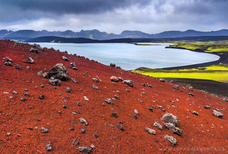 Island Landschaftsbilder