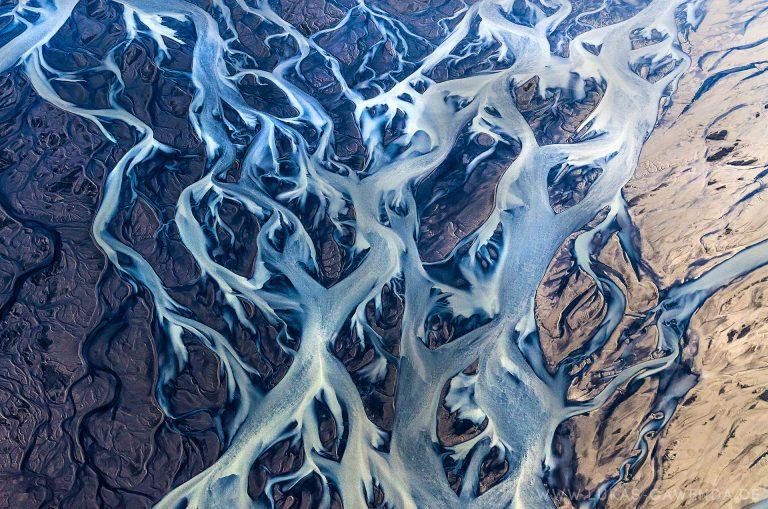 Island Luftbilder