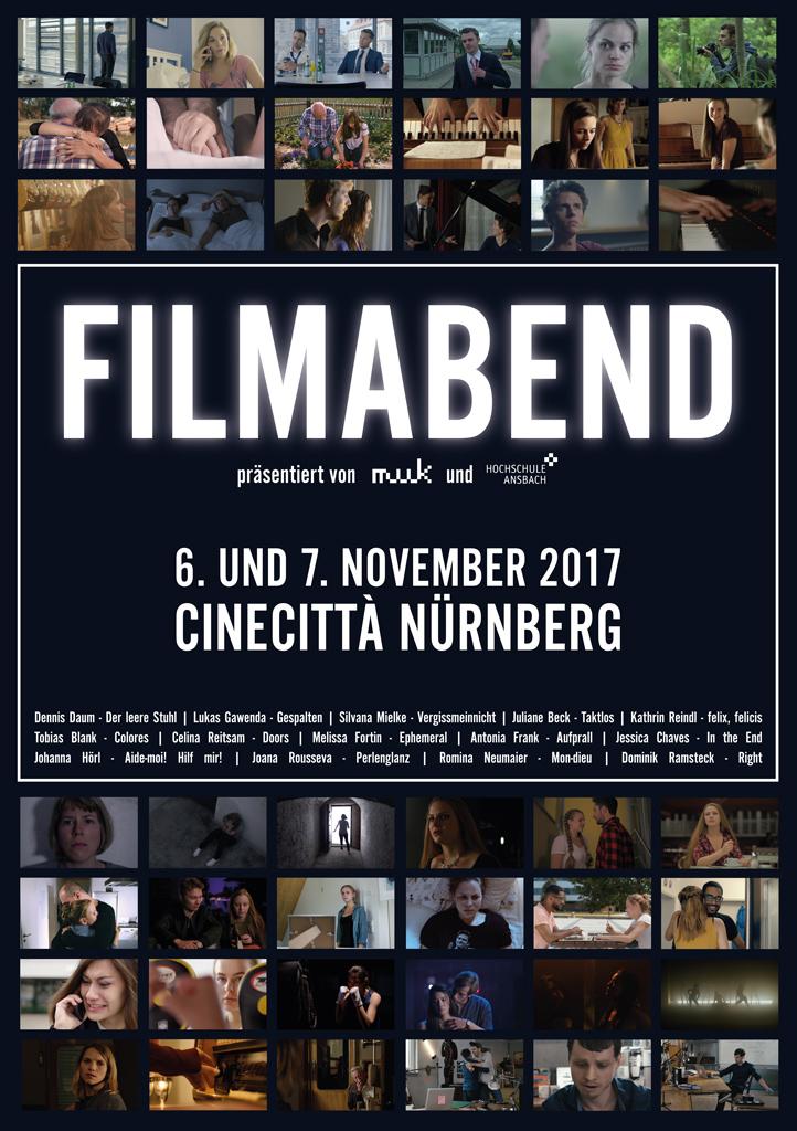 Filmpremiere November 2017 Cinecitta Nürnberg